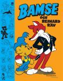 Omslagsbild för Bamse och Reinard Räv