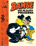 Cover for Bamse och Elaka Poliserna