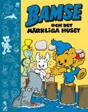 Omslagsbild för Bamse och det Märkliga Huset
