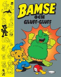 Omslagsbild för Bamse och Gluff-Gluff