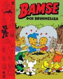 Bokomslag för Bamse och Brummelisa