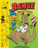 Bokomslag för Bamse och Hoppa-Tossa