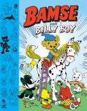 Bokomslag för Bamse och Billy Boy