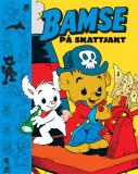 Omslagsbild för Bamse på Skattjakt