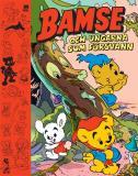 Bokomslag för Bamse och ungarna som försvann