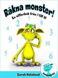 Omslagsbild för Räkna monster! En sifferbok från 1 till 10