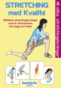 Omslagsbild för Stretching med kvalité