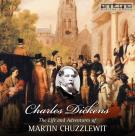 Omslagsbild för The Life and Adventures of Martin Chuzzlewit
