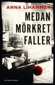 Cover for Medan mörkret faller