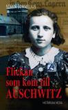 Omslagsbild för Flickan som kom till Auschwitz