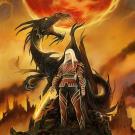 Bokomslag för Legenden om Morwhayle -Demonprinsessan