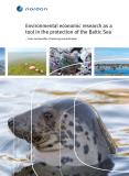 Cover for Environmental economic research as a tool in the protection of the Baltic Sea