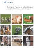 Omslagsbild för Contingency Planning for Animal Diseases