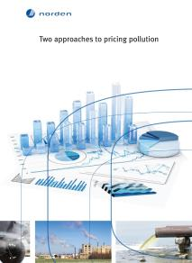 Omslagsbild för Two approaches to pricing pollution