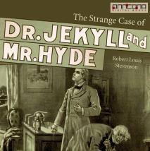 Omslagsbild för The Strange case of Dr Jekyll & Mr Hyde