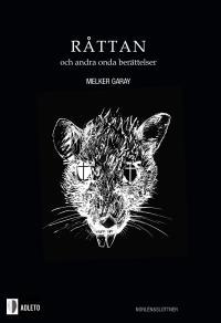 Omslagsbild för Råttan och andra onda berättelser