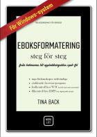 Omslagsbild för Eboksformatering steg för steg: från bokmanus till uppladdningsklar epub-fil