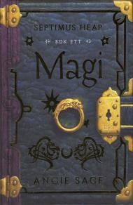 Cover for Septimus Heap 1 - Magi