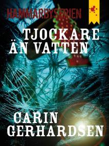 Cover for Tjockare än vatten