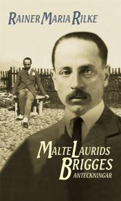 Cover for Malte Laurids Brigges anteckningar
