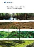 Cover for The land-use sector within the post-2020 climate regime