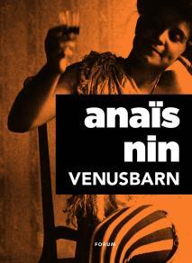 Cover for Venusbarn : erotiska noveller