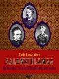 Omslagsbild för Salonkielämää - Rakkautta, riitoja ja kirjoittamisen paloa