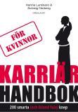 Cover for Karriärhandbok för kvinnor