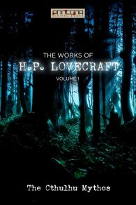 Omslagsbild för The Works of H.P. Lovecraft Vol. I - The Cthulhu Mythos