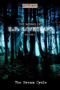 Omslagsbild för The Works of H.P. Lovecraft Vol. II - The Dream Cycle