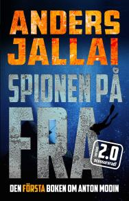 Cover for Spionen på FRA 2.0