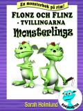 Omslagsbild för Flonz och Flinz - tvillingarna Monsterlingz