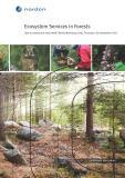 Omslagsbild för Ecosystem Services in Forests