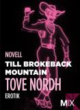 Cover for Till Brokeback Mountain : erotisk novell