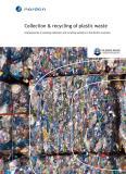 Omslagsbild för Collection & recycling of plastic waste