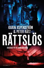 Cover for Rättslös