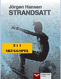 Cover for Skuggspel - Strandsatt