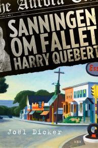 Cover for Sanningen om fallet Harry Quebert
