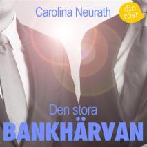 Cover for Den stora bankhärvan : finansparet Hagströmers och Qvibergs uppgång och fall : +HQ