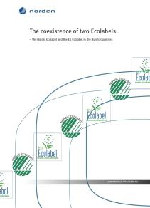 Cover for The coexistence of two Ecolabels