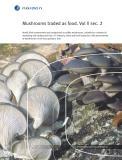 Cover for Mushrooms traded as food. Vol II sec 2