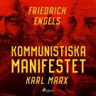 Bokomslag för Kommunistiska Manifestet