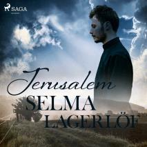 Cover for Jerusalem