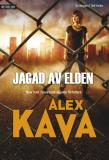 Cover for Jagad av elden