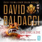 Cover for De jagade