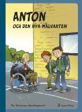 Omslagsbild för Anton och den nya målvakten