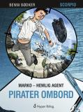 Omslagsbild för Marko - hemlig agent: Pirater ombord