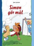 Omslagsbild för Simon gör mål