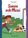 Omslagsbild för Simon och Messi