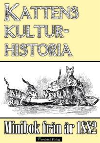 Omslagsbild för Minibok: Kattens kulturhistoria